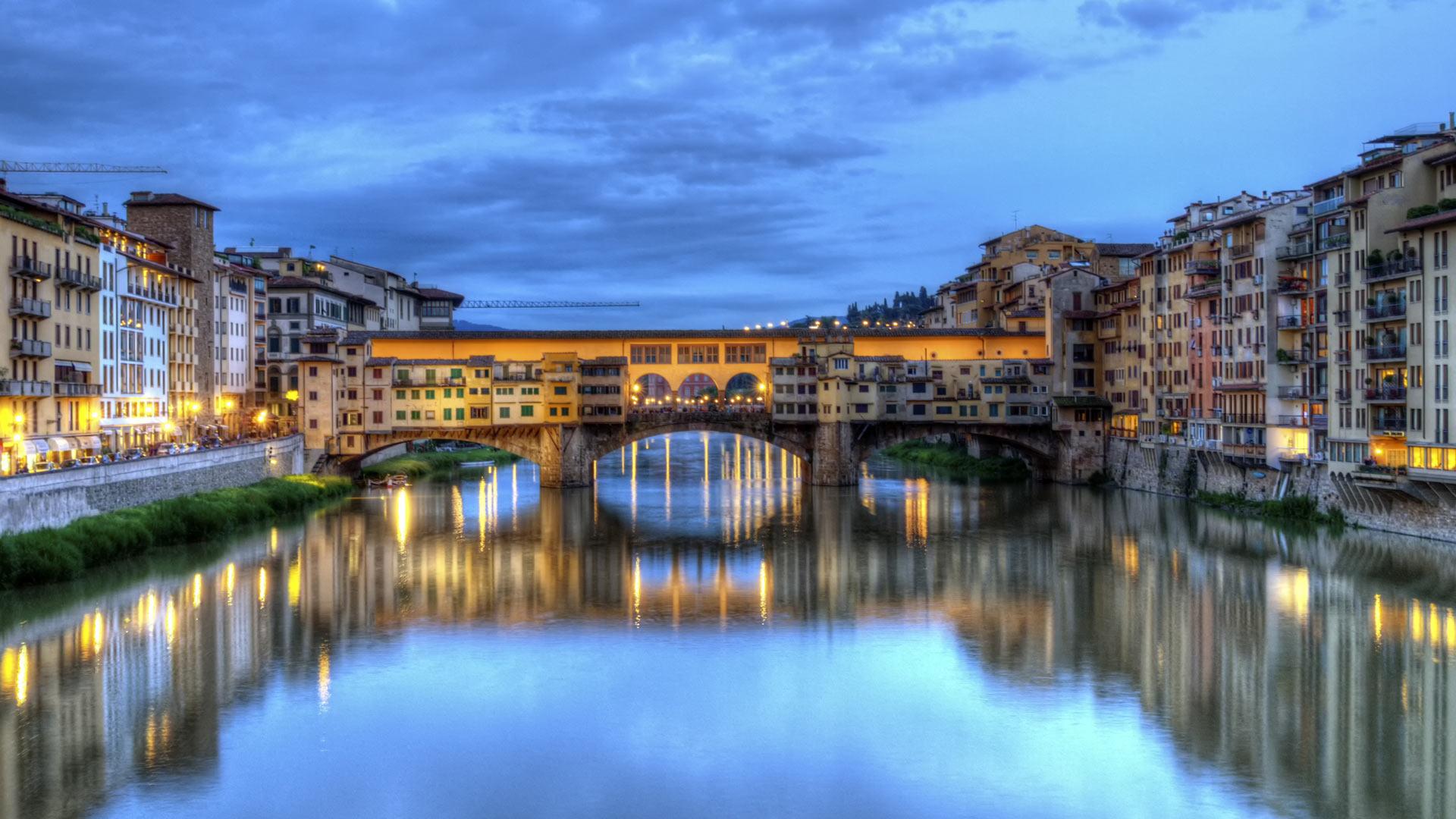 Ponte vecchio, Florence, Firenze, Italia
