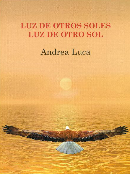 Book : eagle flying to the sun to illustrate the cover