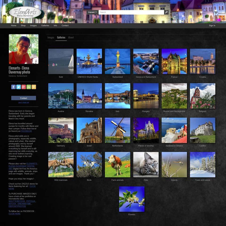 Visit Elenarts' photos Pixels POD store