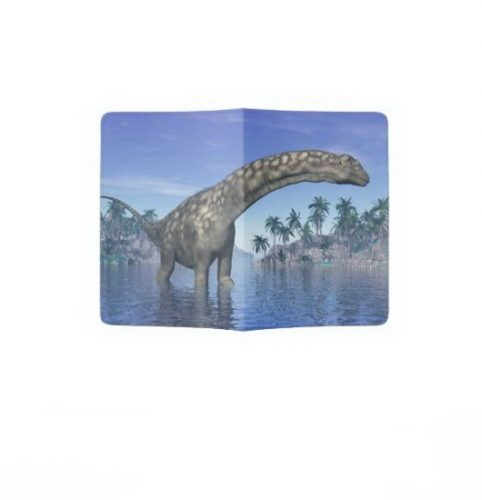 Argentinosaurus dinosaur Passport Holder