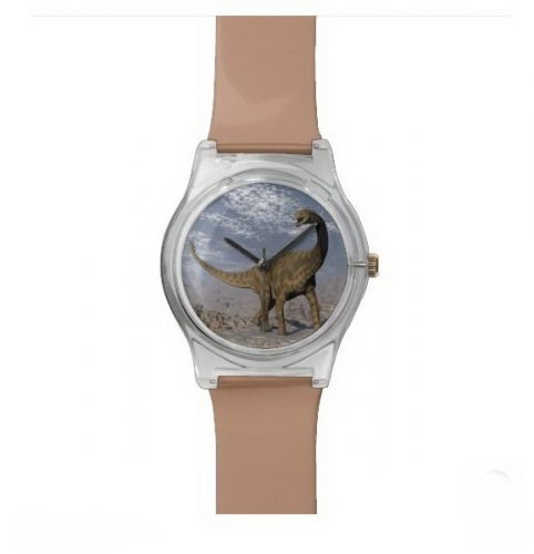 Spinophorosaurus dinosaur watch