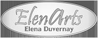 logo Elenarts Elena Duvernay